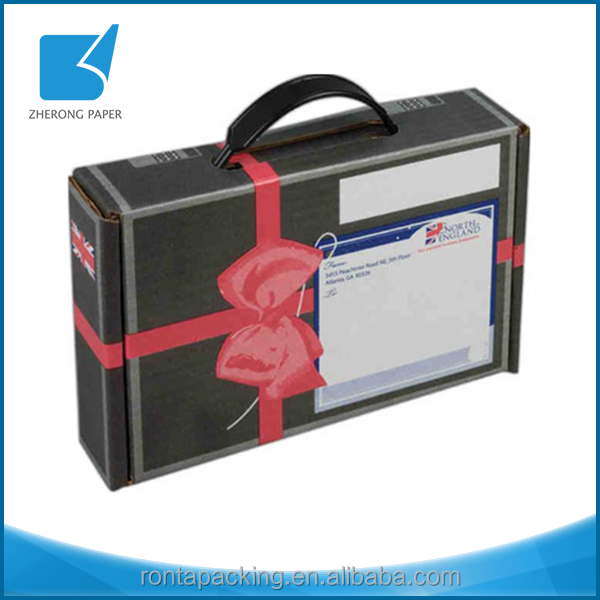 Wholesale custom color products print recycle paper knife packaging box