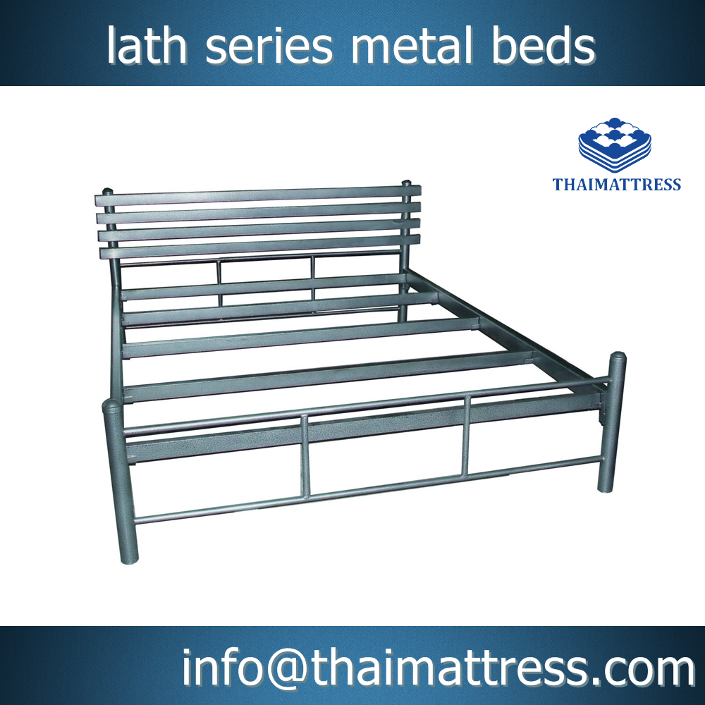 lath series metal beds