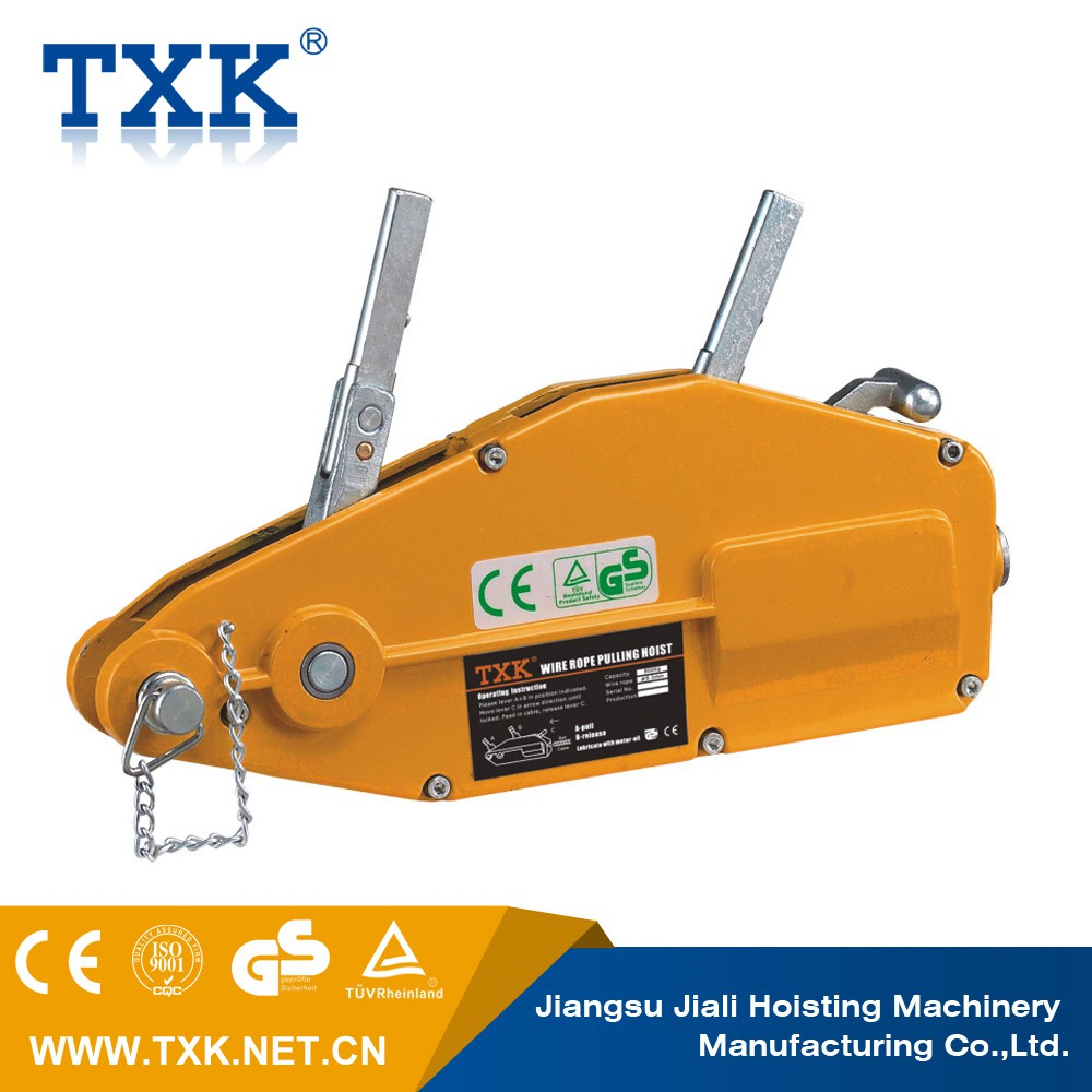 Wire Rope Ratchet Cable Puller, Cable Winch Puller