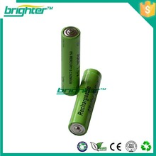 Zn/MnO2 rechargeable 1.5v aa alkaline battery made in china