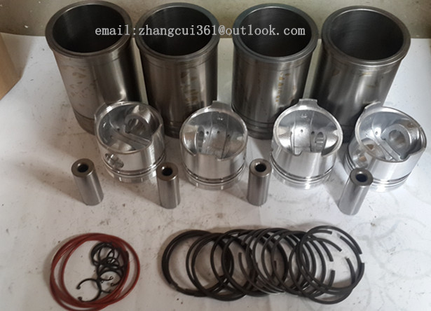 piston/pin/ ring /cylinder liner for changchai diesel engineZN490QB for light truck /forklift/tractor/farming machine