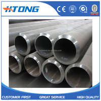 hot rolled Duplex 2205 astm a789 seamless pipe and tubes heat exchanger tube