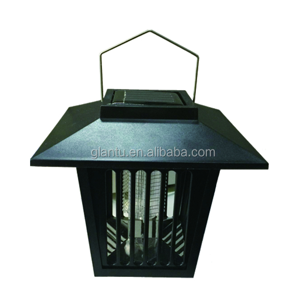 Indoor outdoor solar insect mosquito zapper insect trap AGD-01