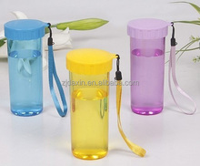 Environment Friendly promotional gift plastic water bottle,plastic drink water bottle