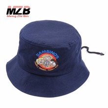 Wholesale China cheap custom bucket hat for sale,mexico bucket hat custom,short brim bucket hat with string
