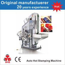 Hot Foil Stamping Machine for Cap Side Printing