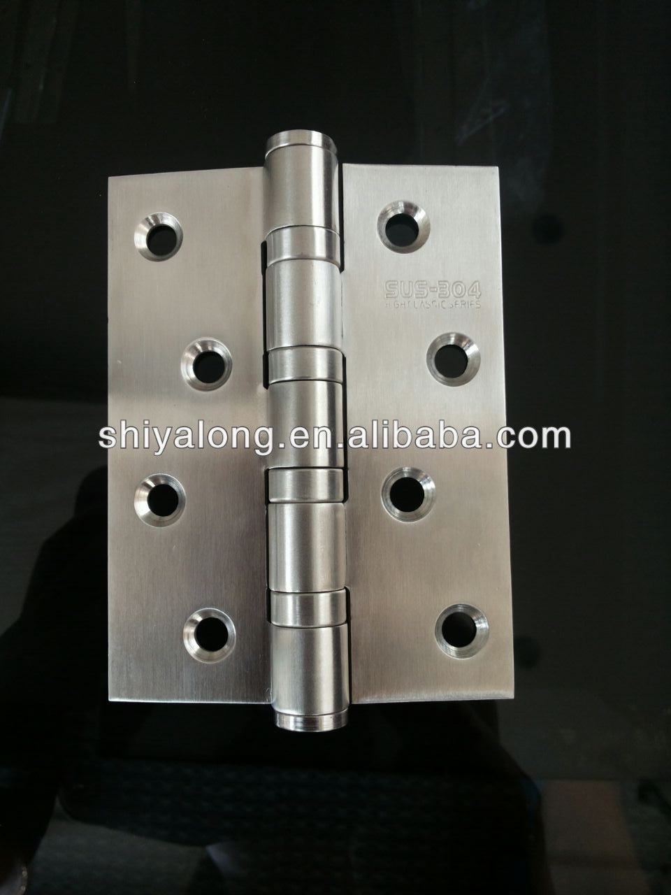 SS 304 stainless steel door hinge size by 4*4*3 mm