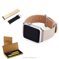 Genuine Leather Watch band for Apple Watch Strap, for Apple Watch Band 17 colours instock