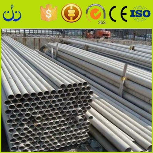 Grade 304 stainless steel pipe price per meter for balcony railing prices with FOB or CIF price term