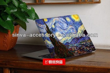 Manufactory Samsung laptop skin(Extraordinary clear)