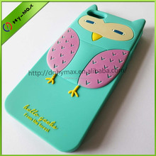 New Product Cute Silicone Mobile Phone Case