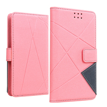 LZB New arrival colorful universal flip leather phone cases cover