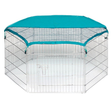 Covered Pet Dog Crate Playpen For Large Dogs