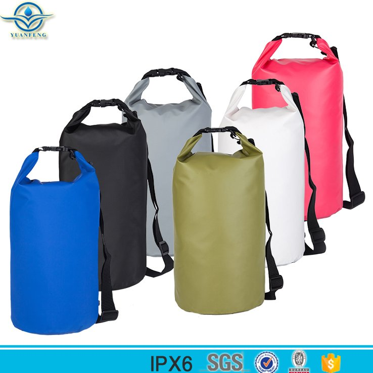Outdoor sport Floating PVC tarpaulin ocean pack dry bag