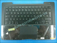 2014 wholesale lots for sale laptop keyboard for apple a1181 Spanish version black with palmrest
