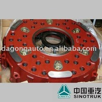 430 Clutch housing Clutch pressure plate--Sinotruk parts CNHTC parts HOWO parts