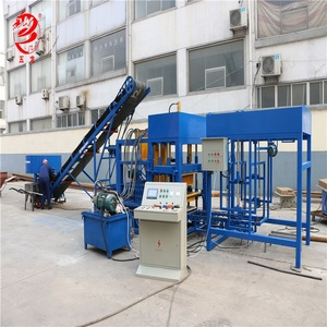 Can be used to make different types of bricks with different moulds brick making machine
