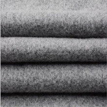 wool polyester fabric price heavy fabric for winter coat