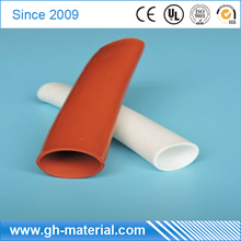 High Temperature Resistant Silicone Heat Shrinkable Tube Silicone Rubber Heat Shrink Sleeve