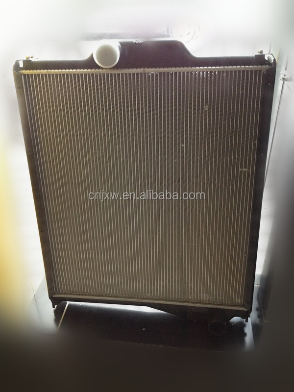 hot sale radiator top tank for Dongfeng trucks