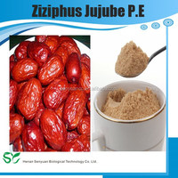 High Quality Wild Jujube Extract/Total Saponins 2%/Semen Ziziphi spinosae/Spine Date Seed P.E. Triterpenoid Saponins&Jujuboside