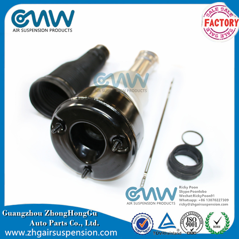 Mercedes W221 Rear Air Suspension A2213203213 airlift suspension for w221 Air spring repair kits