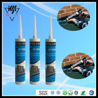 Free sample One components High grade Strong Adhesive Marble Silicone Sealant