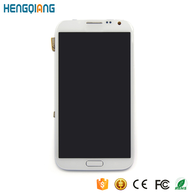 for samsung galaxy note 2 ii 4g lte gt-n7105 n7105 lcd display screen price