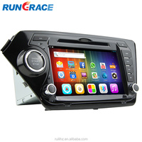 Android Touch screen Car Accessories DVD GPS for k2