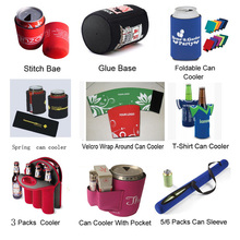 custom stubby cooler single beer bottle cooler neoprene beer cooler