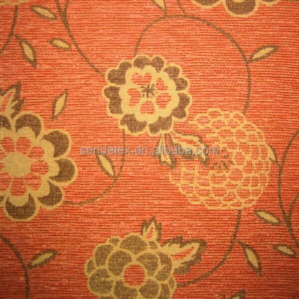 Sofa Upholstery Cotton Fabric,Sofa Cover Fabric,Chenille Jacquard Sofa