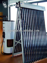 Split Pressurized Solar Water Heater System central heating parts