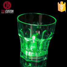 Plastic cup with remote controlled led light Flashing Whiskey Beer Cups