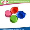 Foldable Silicone Bowl Factory Sale Silicone Dog Food Bowl