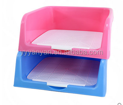 plastic pet toilet/dog toilet/cat toilet