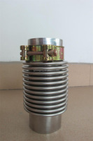 Customized High Performance 61x140mm Exhaust Bellows Expansion Joint