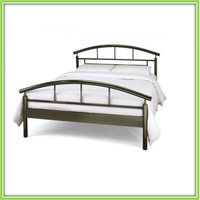Bed design furniture metal bed used metal double bed frame