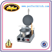 Stainless Steel Single Plate Ice Cream Cone Baker