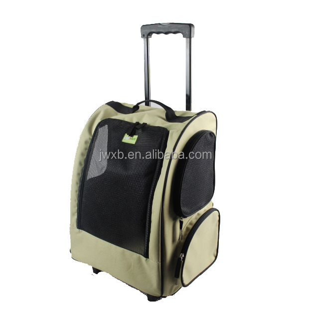 Wholesale dog carrier price stroller pet carrier 2 way