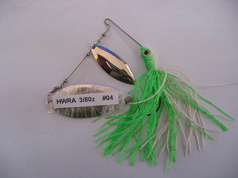 fishing lure skirts, spinner bait
