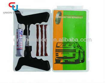 Tire Plug Repair Kit For Cars Motorcycles ATV