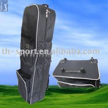Golf Folded Travel Bag With Wheel