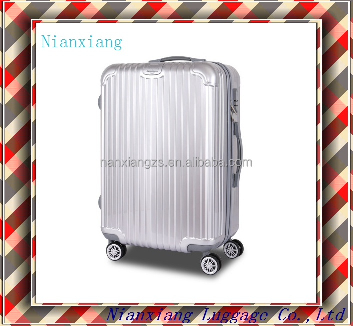 ABS&PC polycarbonate Travel Luggage Wheel Trolley Suitcase