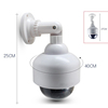 NIngbo Godmore power operated Outdoor Waterproof Dummy Security camera CCTV Surveillance Security Camera for home security