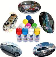 450ml Multi Colors Acrylic stone effect spray paint