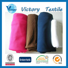 100% Cotton Tube Fabric Wholesale Rib Knitted Fabric for T-Shirt
