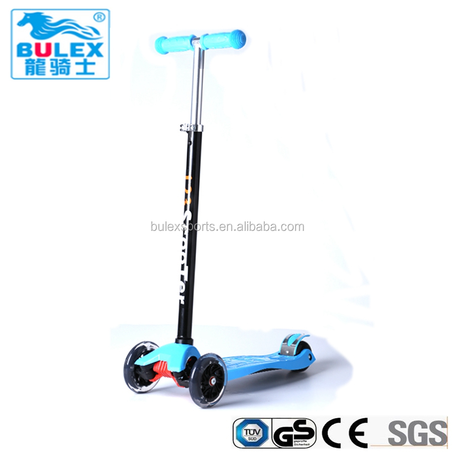 New design kick childrens stunt 3 wheel scooter