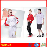 high quality 2015 hot sell customized new design stylish safeway uniform