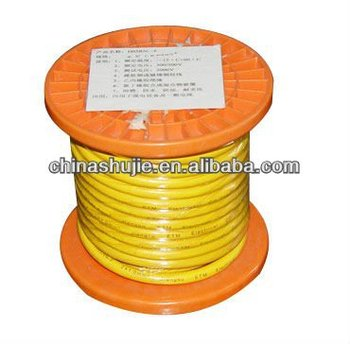 china battery cable HO5RN-F/H07RN-F silicone rubber cable
