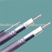 RG6 catv low loss coaxial cable